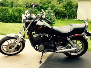 Honda Shadow VT-500