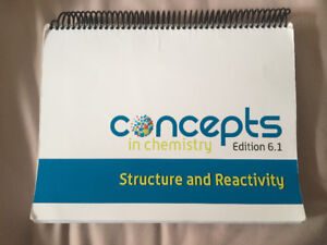 Concepts in Chemistry Edition 6.1