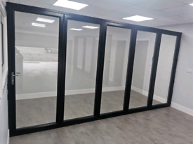 Aluminium Bi-Fold Doors, Sliding Doors, Windows, Doors, Lantern Roof