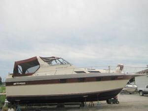 1984 Cruisers Yachts 336 Ultra Vee   $15,900.00 Cambridge Kitchener Area image 1