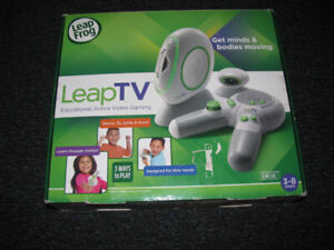 Leap Frog Leaptv Educational active video game (english only)