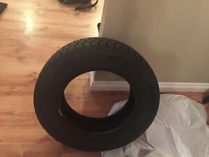 15 in. WinterClaw Tires