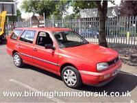 1996 Volkswagen Golf 1.8 L 5dr
