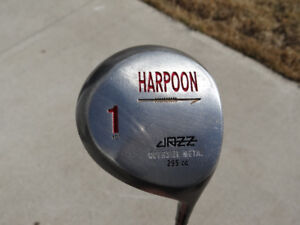 Jazz Harpoon Driver - Right Handed