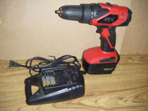 18 Volt Cordless Drill for sale