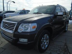 Ford Explorer 4WD 4dr 4.6L Limited 2007