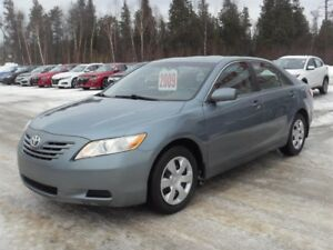 Toyota Camry 4dr Sdn I4 LE 2009