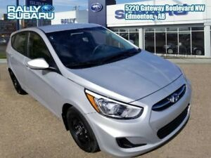 2016 Hyundai Accent GL Manual  - Low Mileage