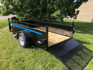 8 X 10 Utility Trailer Find Cargo Utility Trailers For Sale