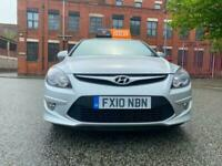 2010 Hyundai i30 1.4 Edition 5dr HATCHBACK Petrol Manual
