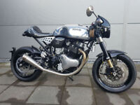 Brand New Unregistered Norton Dominator SS #175 Many Factory Options