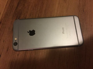 I phone 6 in space grey