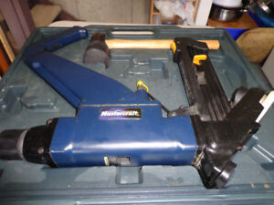 MASTERCRAFT FLOORING NAILER