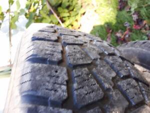 215/65r16 Winter tires (3 of them) Great shape! Lotsa life left