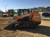 Red Deer Excavating, Aggregate Sales, Skid Steer Services