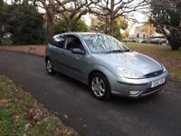 Ford Focus 1.6i 16v Silver Edition Leather,A/C,FSH £895 307,ASTRA,C4, SIZE
