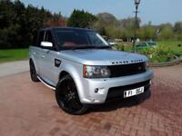 2010 Land Rover Range Rover Sport 3.6TD V8 auto HSE