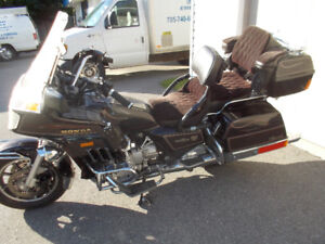 1984 Gold wing for sale by owner