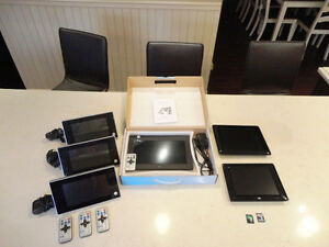 """5 Perfect working Digital Picture LCD Screens -Monitors 7 to 8"""" Kitchener / Waterloo Kitchener Area image 1"""