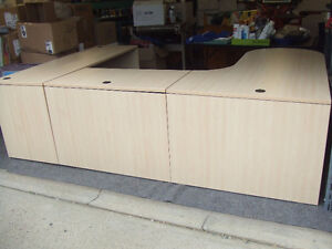 RECEPTION DESK LARGE