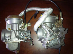 Suzuki Intruder 1400 carbs pair excellent condition