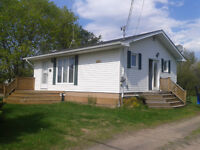 House for rent in Grand-Barachois 700$ NO ELECTRICITY - June 1st