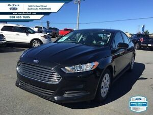 2014 Ford Fusion S   CPO - Low Monthly Payments
