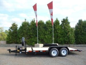 7 Ton Tilt & Load Equipment Float