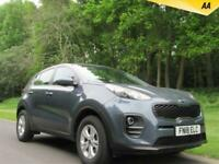 2018 Kia Sportage 1.6 GDI 1 (S/S) 5DR   FROM 6.9% APR AVAILABLE ON THIS CAR