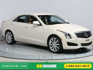 2013 Cadillac ATS LUXURY V6 AWD CUIR CAMERA RECUL