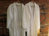 Get ready for lab courses -2lg LAB COATS