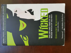 Wicked by Gregory Macguire,