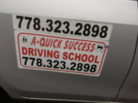 DRIVING SCHOOL MAKING SAFE DRIVERS ON ROAD/LOW PRICED