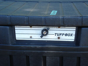 TRUCK BOX TOOL KIT STORAGE UNIT