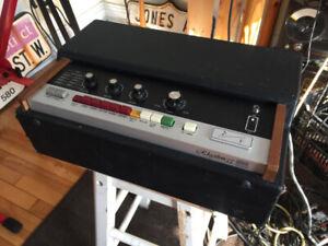 Roland TR - 55 Analog Drum machine 1972