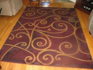 Curtains and Sheers plus matching Area Rug St. John's Newfoundland image 5