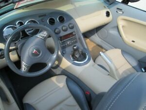 2006 Pontiac Solstice Convertible, 21600Kms  Mint Condition