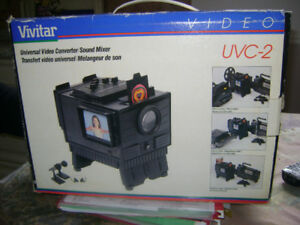 VIVITAR Video converter Sound mixer