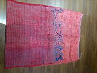 Moroccan Vintage Berber Wool Rug
