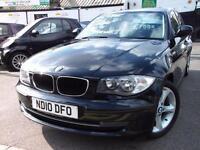 2010 BMW 1 Series 118d Sport 5dr 5 door Hatchback