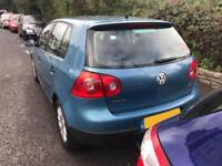 Volkswagen Golf SE TDi 5dr DIESEL MANUAL 2005/55