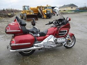 moto HONDA GOLDWING 2001
