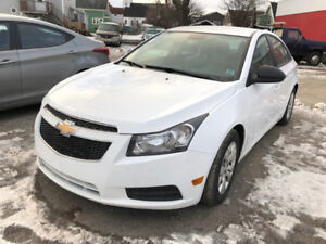 2014 Chevrolet Cruze Financing Available