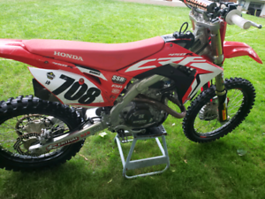 Honda Crf 450 | New & Used Motorcycles for Sale in Ontario
