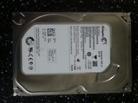 Seagate 250gb Internal Hard drive HDD