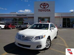2011 Toyota Camry XLE V6 6AT