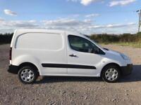 Peugeot Partner L1 850 S 1.6HDI 92PS EURO 5 DIESEL MANUAL WHITE (2015)