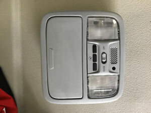 03-07 accord homelink overhead console