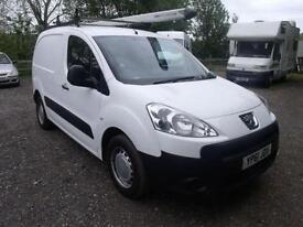2011 Peugeot Partner 850 S 1.6 HDi 90 Van 4 door Van