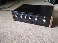 Sansui AU-101 Integrated Amplifier Phono Input